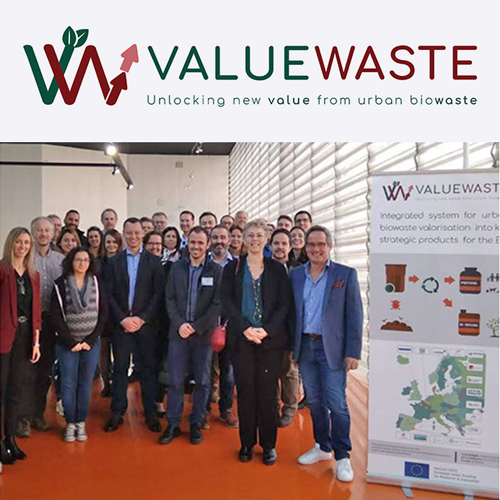 Nuresys is taking part in the EU funded project VALUEWASTE